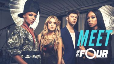 """First Look: Meet """"The Four"""" Season 2 Contenders – Let The Battle Begin!"""