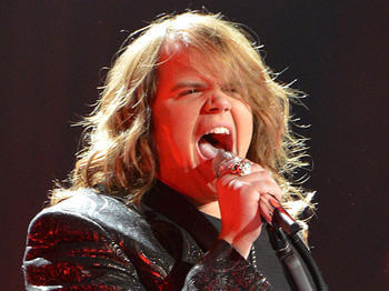'American Idol' Winner Caleb Johnson Set To Tour With Trans-Siberian Orchestra