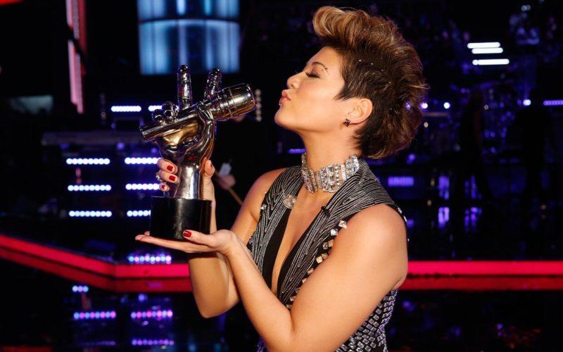 The Voice Black Winner Tessanne