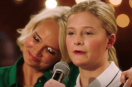 Darci Lynne Sings A Duet With Kristin Chenoweth In A Sneak Peek Of Her Christmas Special