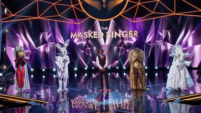 Masked Singer Tonight Twist
