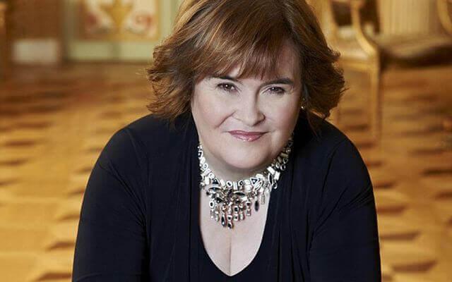 Susan Boyle BGT