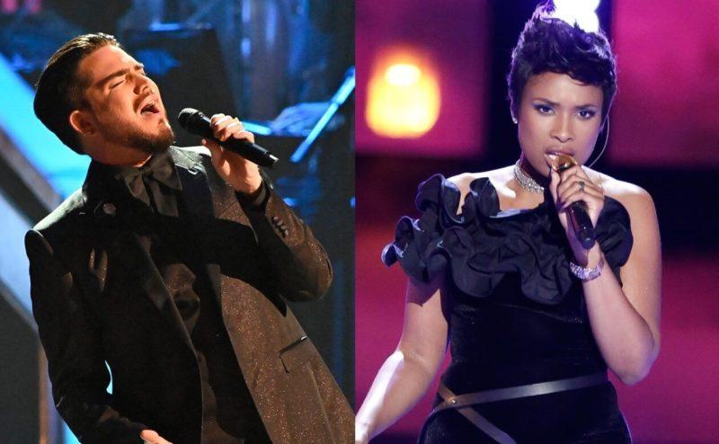 Idol Stars Adam Lambert And Jennifer Hudson To Perform At The