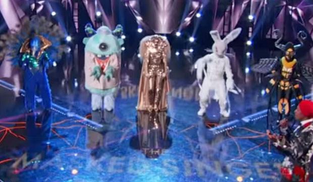 Masked Singer Semifinals Recap Top5
