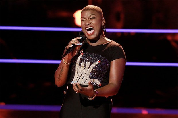 Janice Freeman The Voice