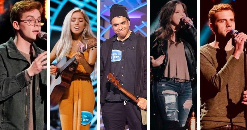 American Idol All Star Duets