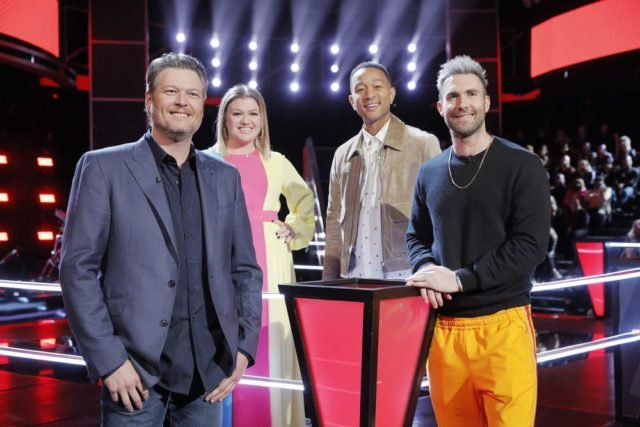 The Voice Live Cross Battles