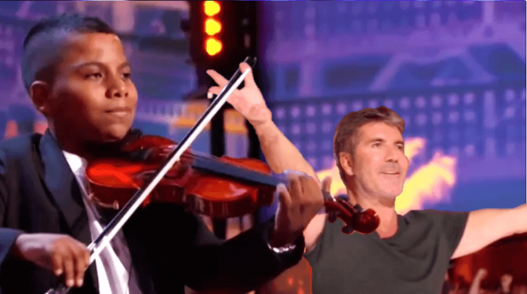 'AGT' Recap: Simon Cowell Delivers a Message To School Bullies With a Golden Buzzer!