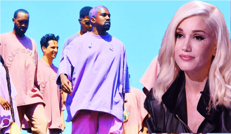 Here's Why Gwen Stefani Started Crying At Kanye West's Sunday Service