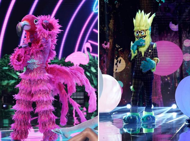LIARS!? Adrienne Bailon & Victor Oladipo DENY 'The Masked Singer' Rumors