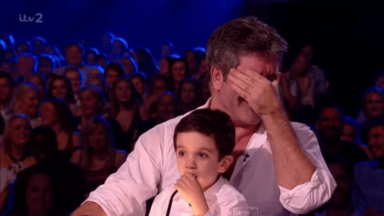 Watch Simon Cowell's Son Eric Sing: Should He Be on AGT or BGT?