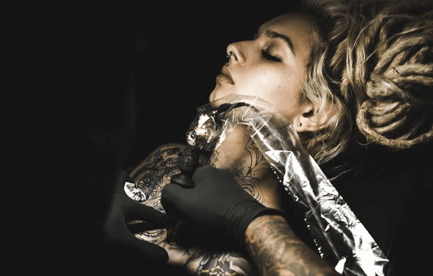 Zhavia-Ward-The-Four-tattoo-picture