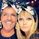 Watch Simon Cowell, Alesha Dixon and Heidi Klum On 'AGT Champions' Day 1 Of Taping