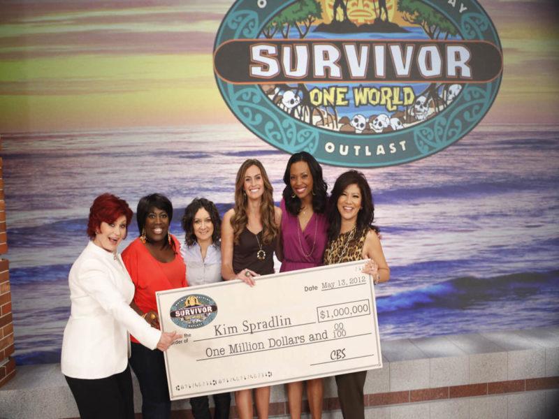 survivor cash price