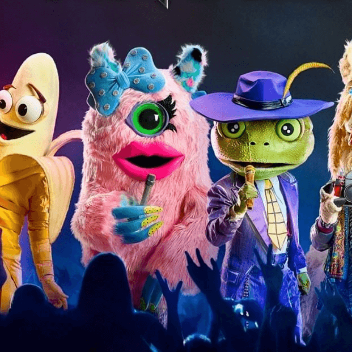 FIRST LOOK at \u0027The Masked Singer\u0027 Season 3 Costumes + Clues!