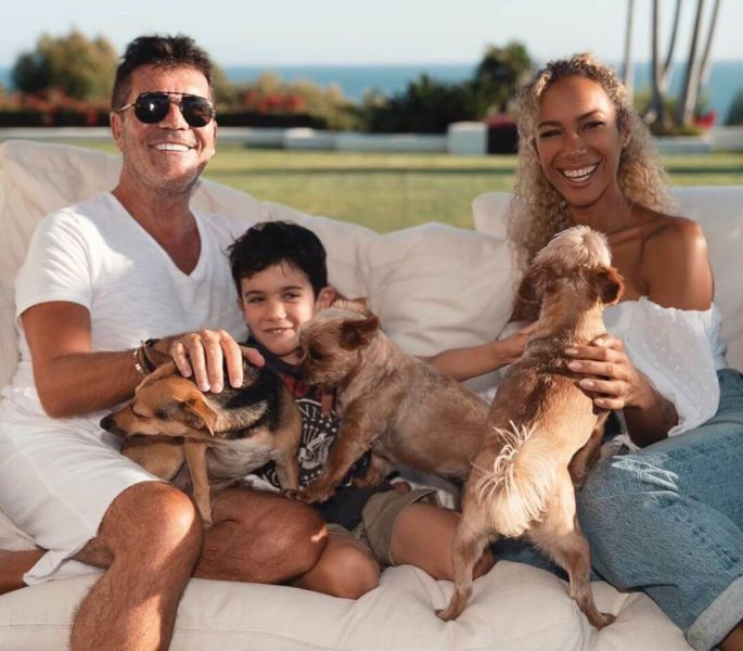 leonna louis and simon cowell eric cowell (1)