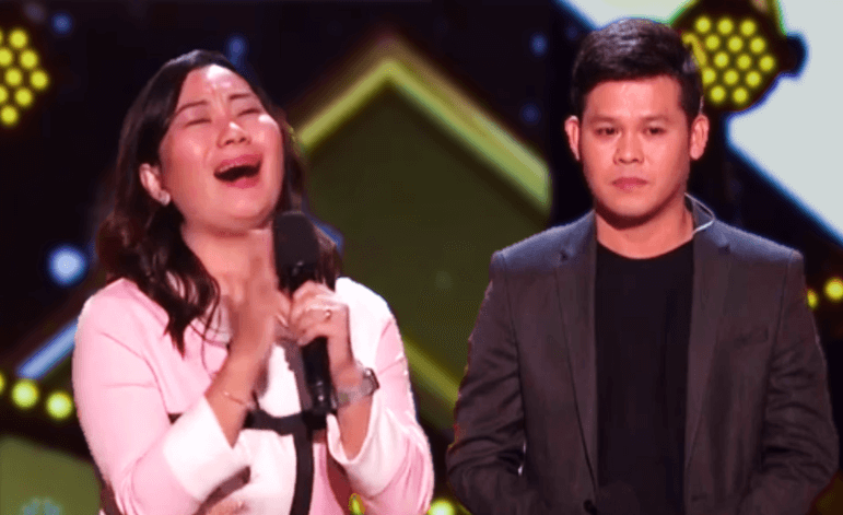 MARCELITO POMOY AMERICA'S GOT TALENT CHAMPIONS DEPRESSED