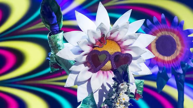 Masked-Singer-UK-Daisy