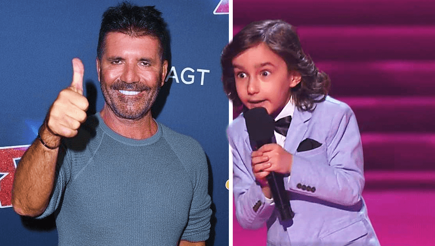 simon cowell jj agt champions new face weight loss