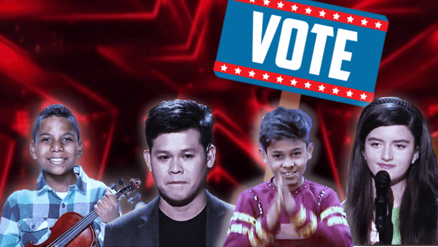 AGT CHAMPIONS vote finals