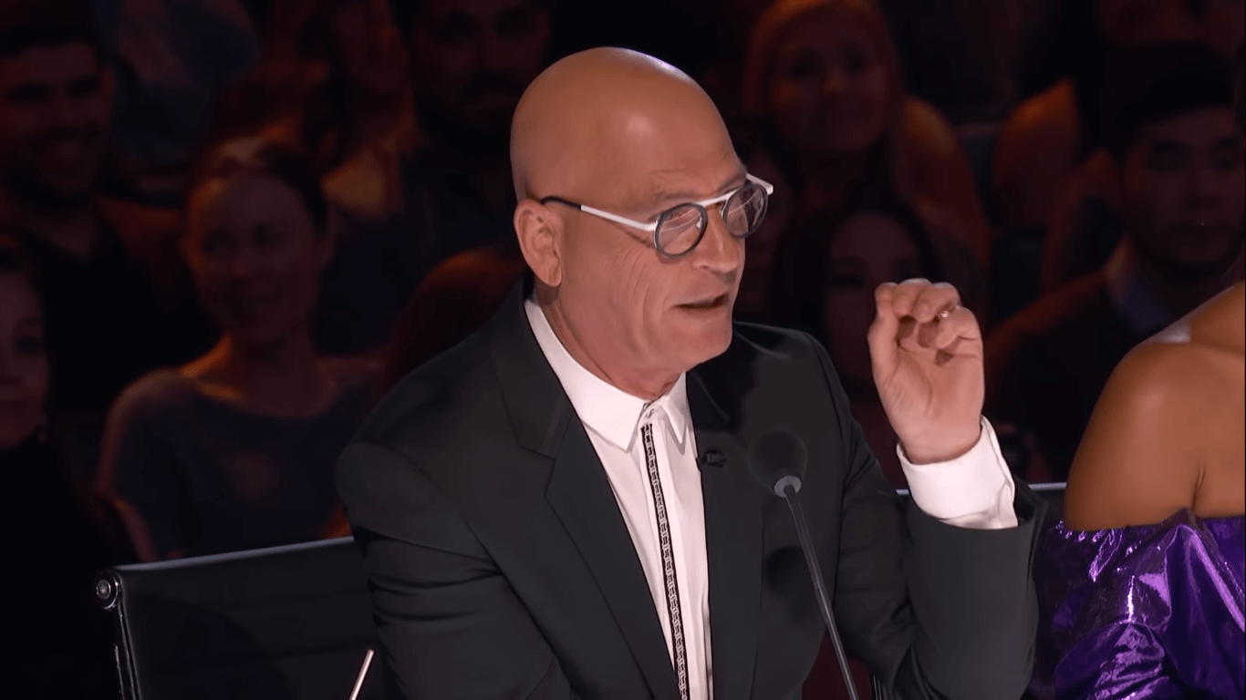 """Howie Manel on """"AGT: The Champions"""""""