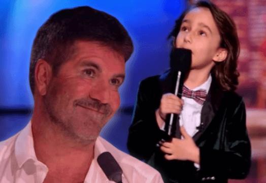 Child Comedian Discusses Simon Cowell's Death Wish —'AGT Champions' Semifinal Sneak Peak