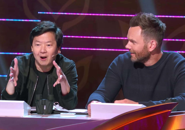 "Ken Jeong on ""The Masked Singer"""