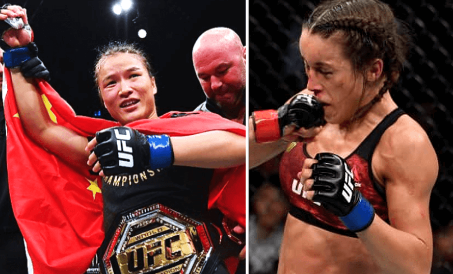 Chinese UFC Champion Fires Back At Polish Opponent After Racist Coronavirus Taunts