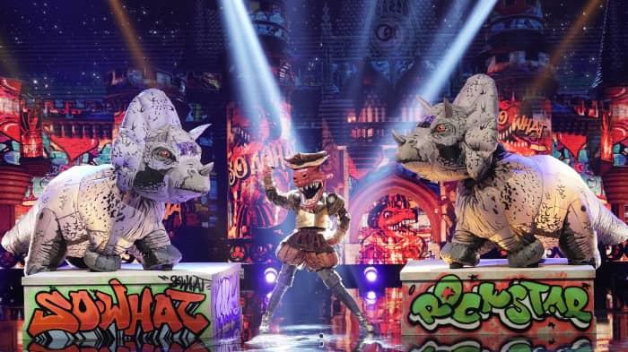 Masked-Singer-T-Rex