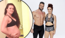 Mary From 'AGT's Duo Transcend' Has An INSANE Pregnancy Work-Out