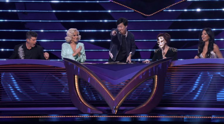 'The Masked Singer' Recap: An 'AGT' Guest + A Very A-PEEL-ing Celebrity Reveal!