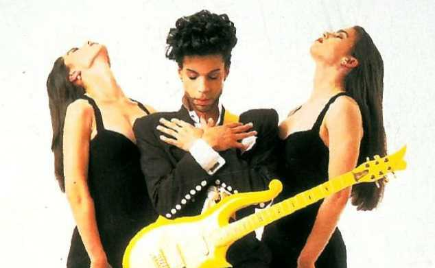 prince remembering and the women in his life