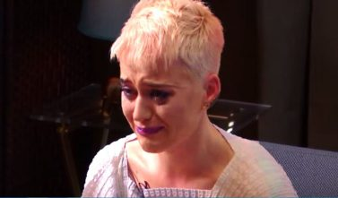 Katy Perry Is Having 'Horrible Days' As Pregnancy Hormones Make Her Cry All The Time During Lockdown