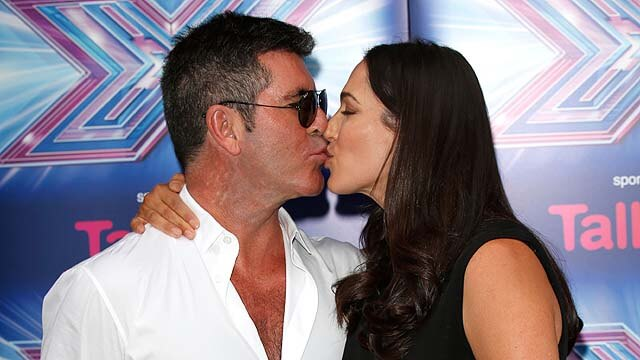 Simon Cowell Relationships America's Got Talent X factor Sinitta Lauren Silverman