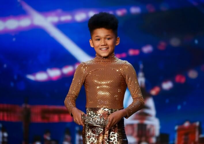 Shy Foster Kid Underestimates Himself But His Lion King Performance Leaves Everyone Speechless Video Talent Recap