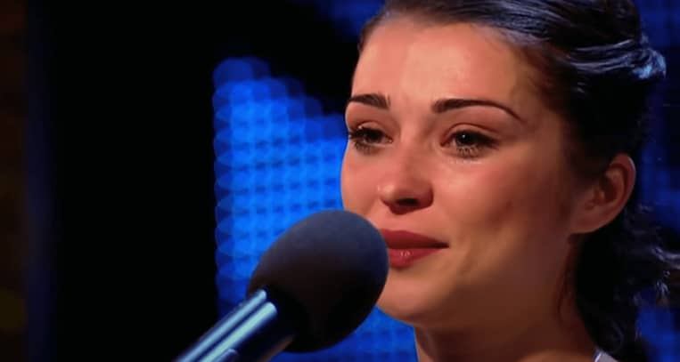 Alice Fredenham on Britain's Got Talent.