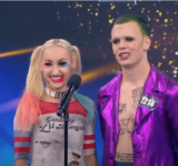 Denmarks-Got-Talent-The-Joker-Harley-Quinn-Nikolaj-Lund-Marta-Kocik