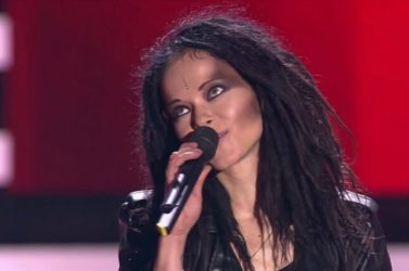 Rock Singer Has the Judges Speechless With Her Vocals on 'The Voice Russia'