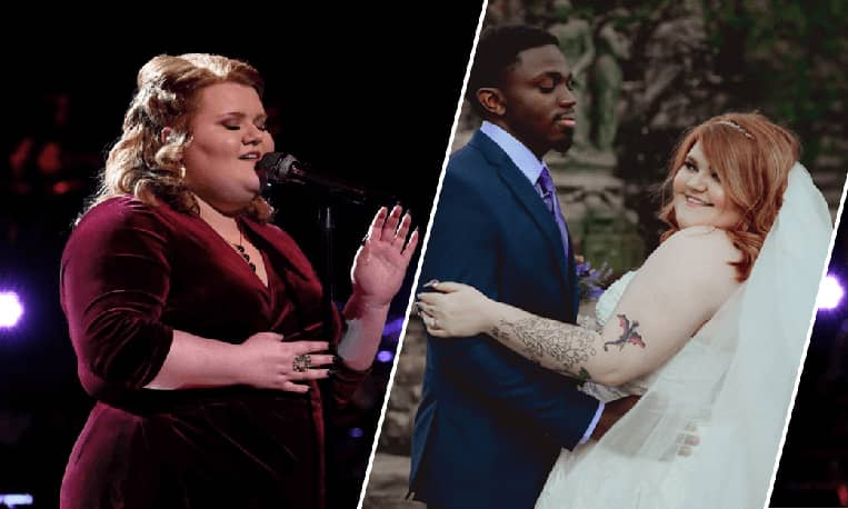 The Voice Finalist MaKenzie Thomas Gets Married