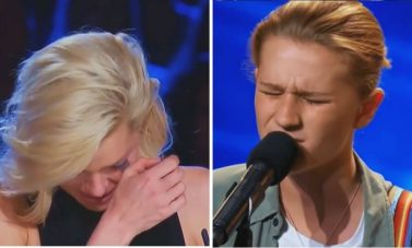 Teen Singer Makes The Judges Cry With Song For His Late Brother — The Story of Fletcher Pilon