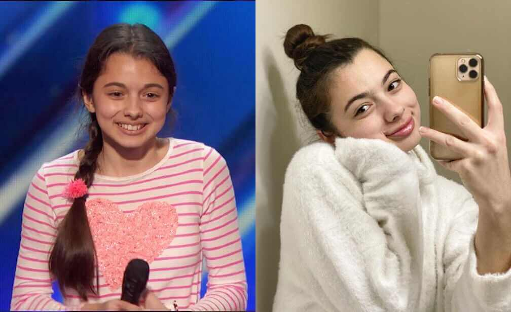 13-Year-Old Opera Singer Laura Bretan Wowed 'AGT' Judges What Has She Been Upto