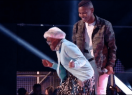16-Year-Old Wows The Judges but His Grandmother Steals The Show
