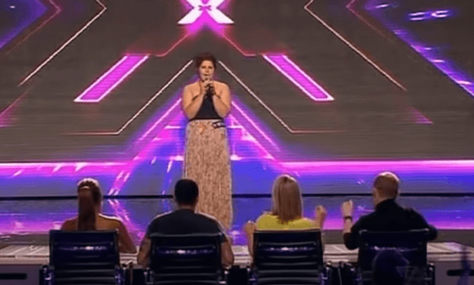 Shiane Hawke on X Factor Australia