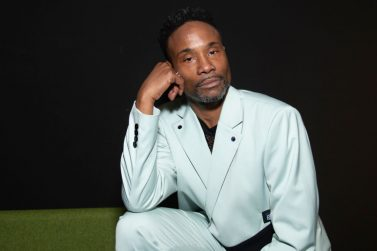 Watch Billy Porter's 'Star Search' Throwback Performance that Won Him $100K
