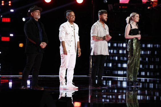 'The Voice' Top 17 Results: Who Made It to the Top 9?