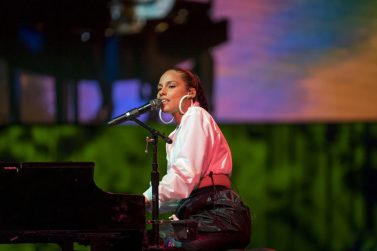 Alicia Keys Nominated for BET HER Award — Will She Perform?