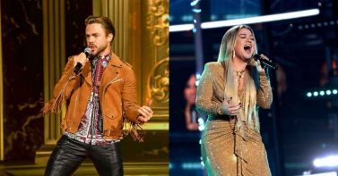 Kelly Clarkson, Derek Hough to Perform at 43rd Annual Kennedy Center Honors