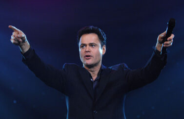 """Donny Osmond Wants to """"Start Again"""" With New Album This September"""