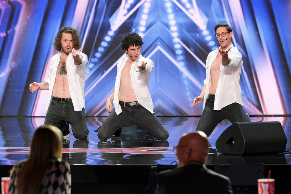 Lewberger-AGT-Keith-Habersberger-Keith-Try-GuyS-Keith-Try-Guys-AGT-AGT-AGT-Season-16-Americas-Got-Talent