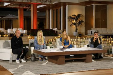 'AGT' First Look: The Judges' Deliberation Room Set to Replace Judge Cuts